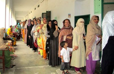PakistanelectionPolls