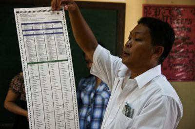 May 10, 2010, National General Elections in the Philippines and first automated elections in the Philippines