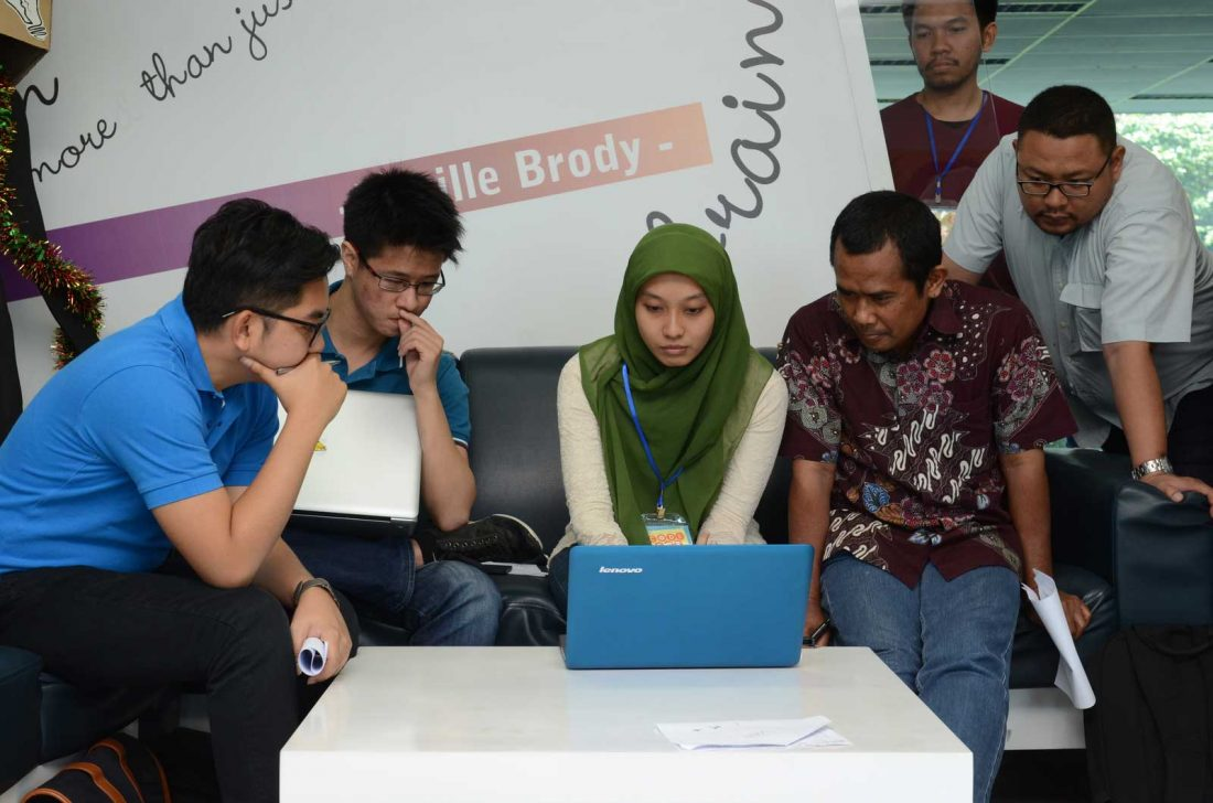 Indonesia's story of digital innovation in the public sphere is an excitingly recent one. In 2014, national legislative and presidential elections prompted the creation of digital platforms such as Kawal Pemilu, as well as the country's first governance-inspired hackathon, Code for Vote.