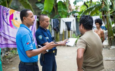 As Timor-Leste heads into 2017 elections, efforts to prevent crime through community policing are increasingly critical.