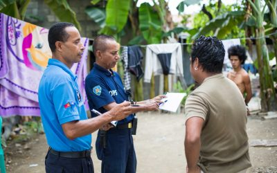 Timor-Leste's National Police Prioritize Crime Prevention through Community Policing for 2017 Elections