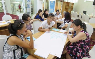 New Business Center Supports Women Entrepreneurs in Mongolia