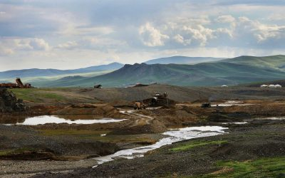 Mongolia's Small-Scale Miners Play Critical Role in Safeguarding Natural Resources