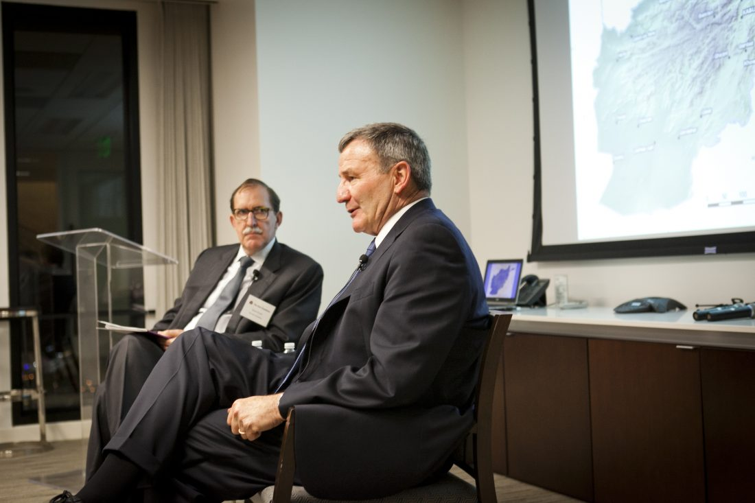 Afghanistan Going Forward with Ambassador Karl Eikenberry