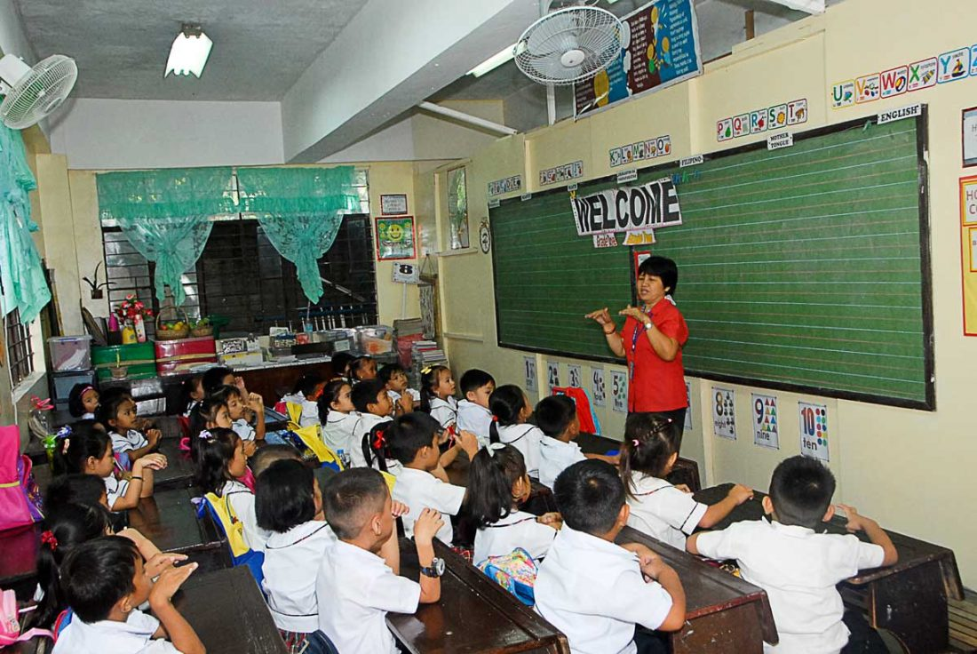 School Congestion In The Philippines A Breakthrough Solution The