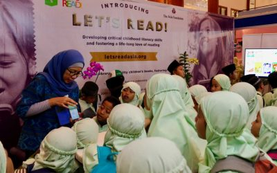 Photo Blog: Building a Children's Digital Library in Indonesia