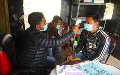 In Nepal, Federalism, Health Policy, and the Pandemic