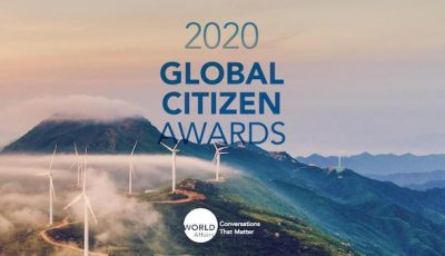 2020 Global Citizen Awards