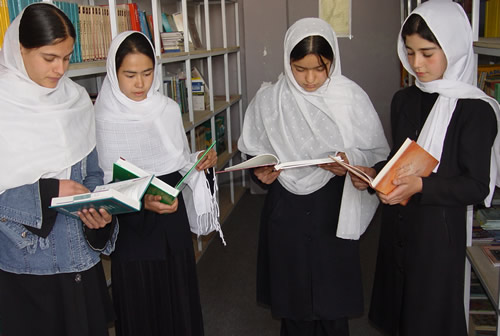 Lack of access to education remains one of the biggest challenges women face in Afghanistan, according to The Asia Foundation's poll.
