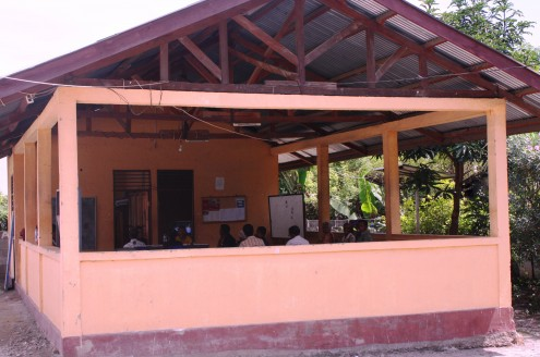 Suco Center in Baucau