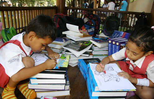 Timor-Leste International Literacy Day