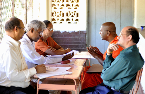 A Just Alternative: Providing access to justice through two decades of Community Mediation Board in Sri Lanka