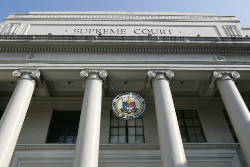 Supreme Court in the Philippines