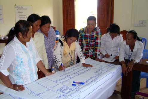 Cambodia Women Council Network