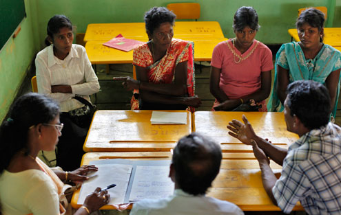 Community Mediation in Sri Lanka