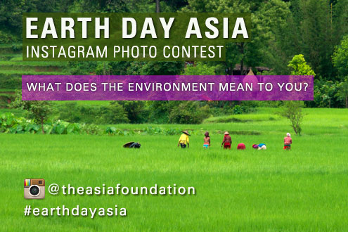 Earth Day Instagram Contest
