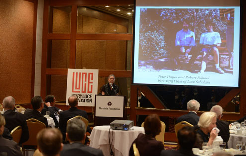 Luce Scholar Program celebrates 40 years