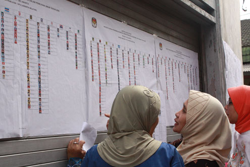 Afbeeldingsresultaat voor democratic minority representation indonesia