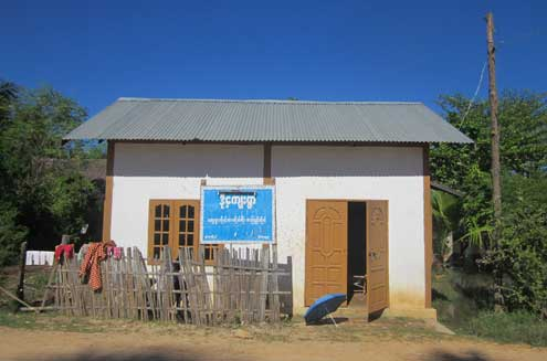 Myanmar Community Library