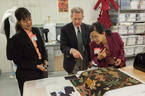 Margaret Williams Fellows in Asian Art