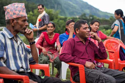 Community mediation in Nepal
