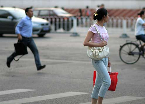 China Passes law against domestic violence