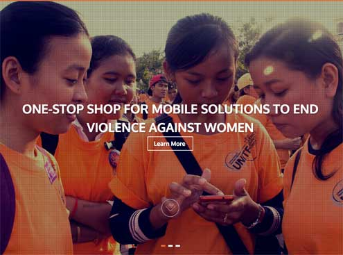 Six months ago, The Asia Foundation launched the first mobile applications to help combat violence against women in Cambodia. The applications offer features including legal information, peer support, anonymous reporting, and personal network alerts.